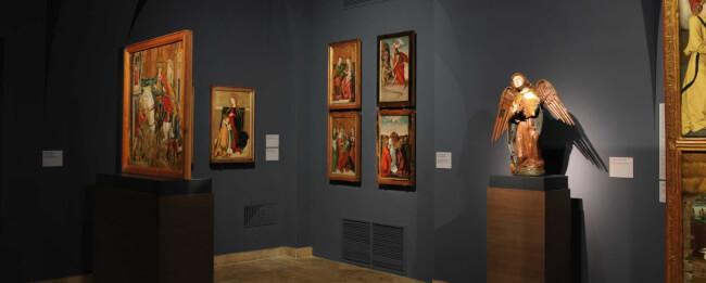 A Gótikus gyűjtemény kiemelt művei ? önkéntesek tárlatvezetése angolul Magyar Nemzeti Galéria
