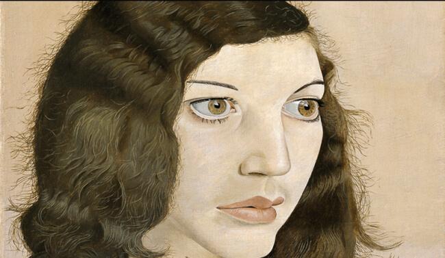 Elena Crippa, a kiállítás kurátorának tárlatvezetése Magyar Nemzeti Galéria