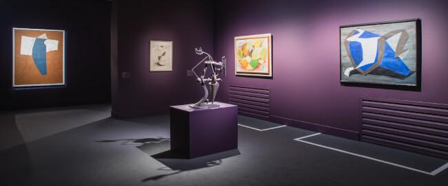 Tárlatvezetés A szürrealista mozgalom Dalítól Magritte-ig című kiállításban Magyar Nemzeti Galéria