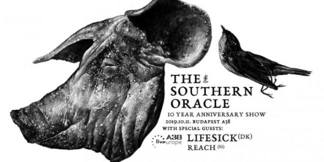 The Southern Oracle, Lifesick (DK), Reach (SI) A38 Hajó