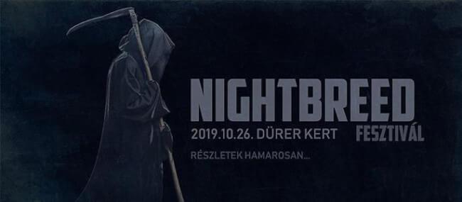 IV. Nightbreed Budapest Dürer Kert