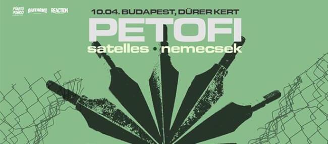 Petofi, Satelles, Nemecsek Dürer Kert