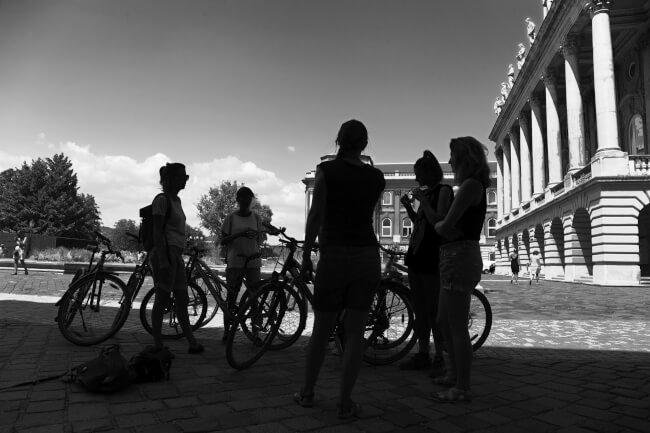 Múzeumok Őszi Fesztiválja- Sétálj, gyalogolj, bringázz velünk! Magyar Nemzeti Galéria