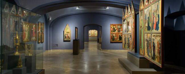 A Gótikus gyűjtemény kiemelt művei – önkéntesek tárlatvezetése angolul Magyar Nemzeti Galéria