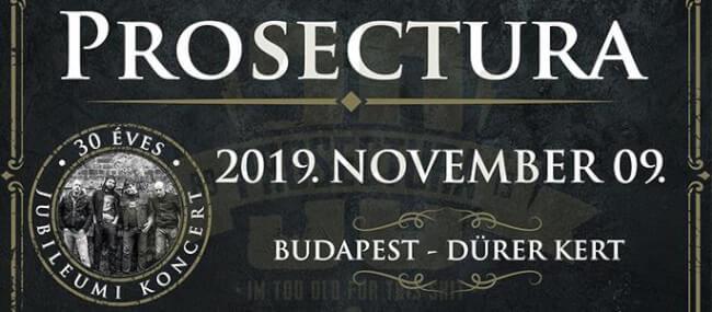 Prosectura 30 éves jubileumi koncert, Macskanadrág