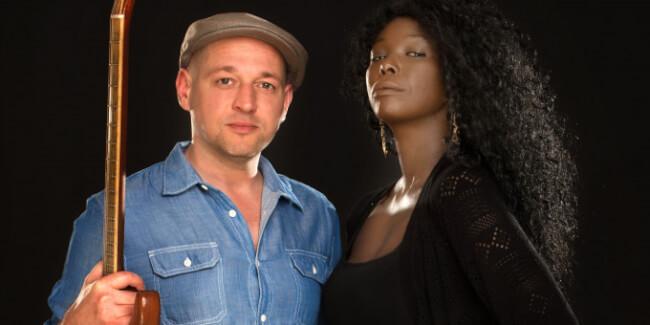 Little G. Weevil Band w. Dionne Bennett (UK) ft. Jambalaya Horns, Andelic Jonathan, Rita Foris A38 Hajó