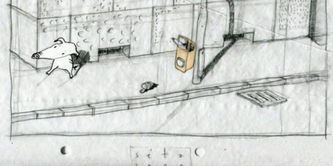 Mimárez? Miltényi Miklós kiállításának megnyitója A38 Hajó