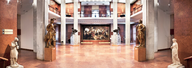 Vas?rnapi k?rusmuzsika Magyar Nemzeti Galéria