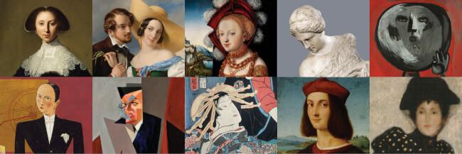 Téli aukció | Kiállításlátogatás a Virág Judit Galériában Magyar Nemzeti Galéria