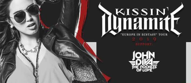 Kissin' Dynamite (DE), JOHN DIVA & The Rockets Of Love (DE) Dürer Kert