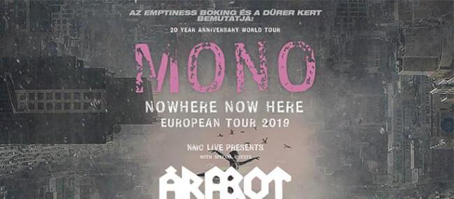 Mono (JP) Årabrot (N) Dürer Kert