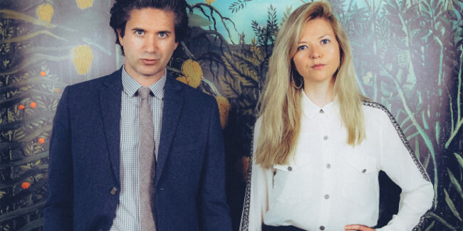 Still Corners (UK), Musica Moralia A38 Hajó