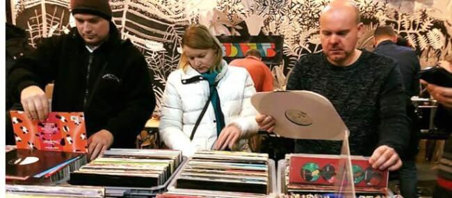 Májusi LemezPiac - Budapesti lemezbörze Dürer Kert