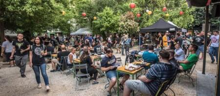 BPBW 2019 | Budapest Beer Week - Tasting Sessions Day 2 Dürer Kert