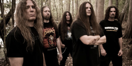 Cannibal Corpse (US), Slytract A38 Hajó