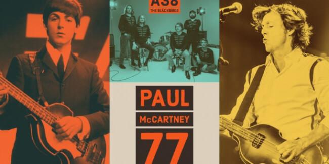 The Blackbirds Beatles Tribute - Paul McCartney 77 Show A38 Hajó