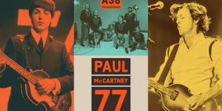 The Blackbirds Beatles Tribute - Paul McCartney 77 Show A38 Hajó