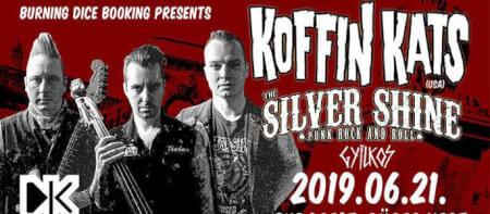 Koffin Kats (US), The Silver Shine, Gyilkos Dürer Kert