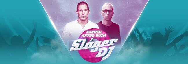 Juanes After with Sláger DJ! Budapest Park