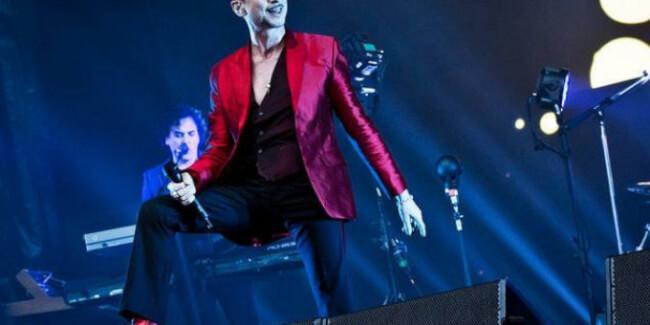 Depeche Mode Klub A38 Hajó