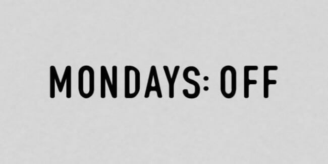 Mondays: Off A38 Hajó