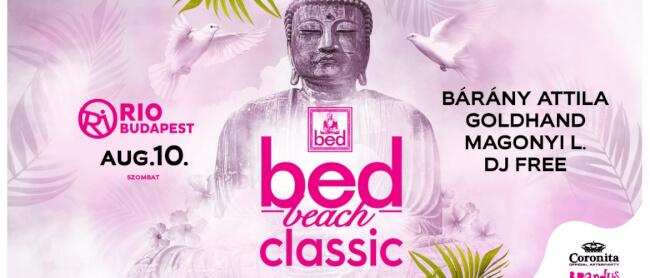BED Beach Classic Rio Budapest