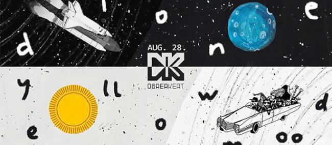 Dione EP bemutató, vendég: Yellow Mood Dürer Kert
