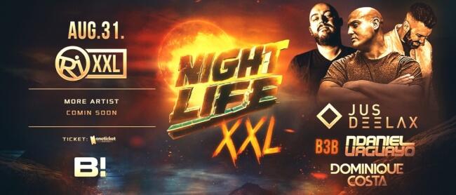Nightlife XXL Rio Budapest