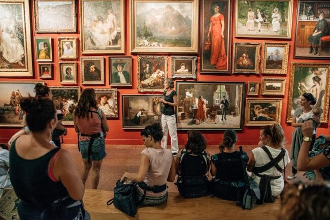 Mama, nézd! ? A NŐ Magyar Nemzeti Galéria