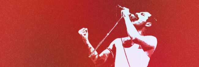 Freddie Mercury Night IV. Budapest Park