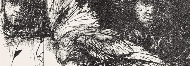 Rényi András előadása Az önarckép fantomja. Rembrandt 350 című kiállításhoz kapcsolódóan Magyar Nemzeti Galéria