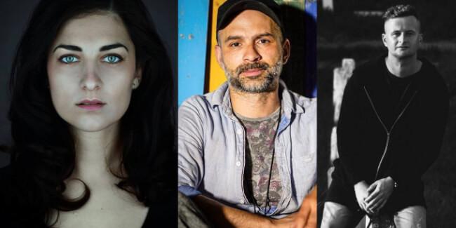 Spoken Word - Dékány, Horváth, Laboda, ATMO, DJ Lee n'gum A38 Hajó
