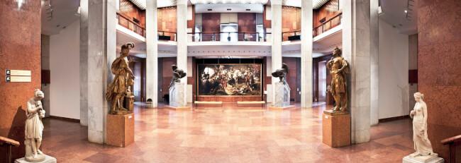 Vasárnapi kórusmuzsika Magyar Nemzeti Galéria