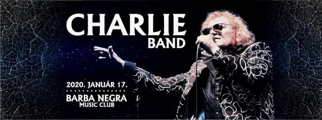 CHARLIE BAND Barba Negra