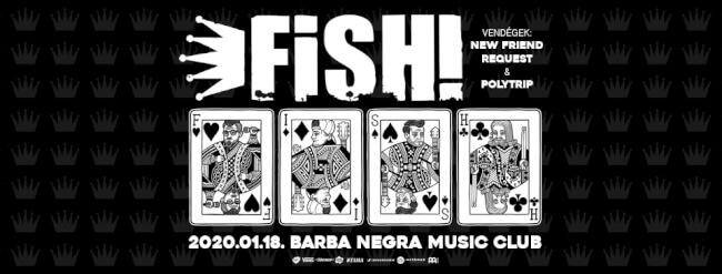 FISH! Barba Negra