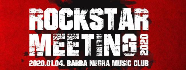 ROCKSTAR MEETING 2020 Barba Negra