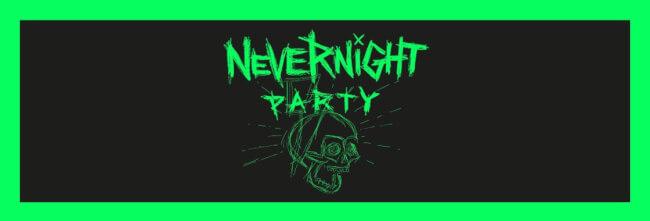NeverNight Party Budapest Park