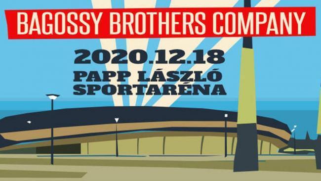 Bagossy Brothers Company Papp László Budapest Sportaréna
