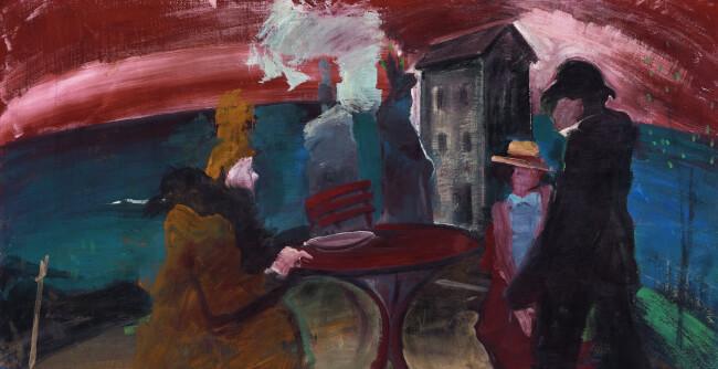 Kerekasztal-beszélgetés a Farkas István kiállításhoz kapcsolódóan Magyar Nemzeti Galéria