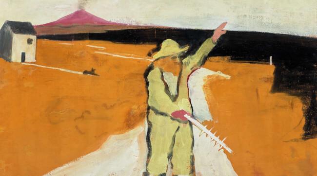 BETELT // Rendhagyó tárlatvezetés a Kihűlt világ. Farkas István (1887-1944) művészete című kiállításban Magyar Nemzeti Galéria