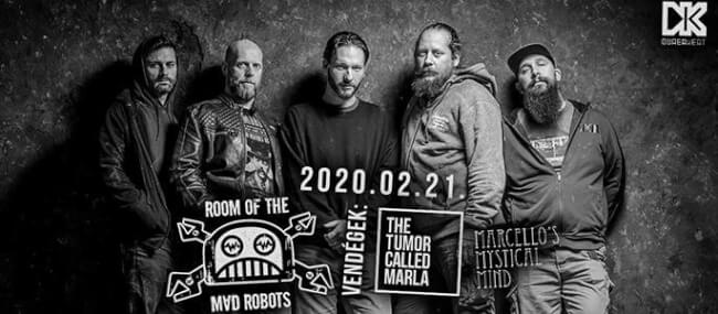Mad Robots | The Tumor Called Marla, Marcello's Mystical Mind Dürer Kert