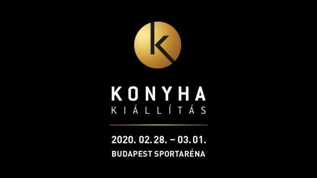 Konyhakiállítás 2020 Papp László Budapest Sportaréna