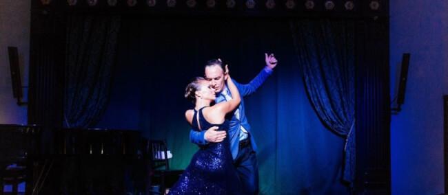 Tango no Tango Müpa Budapest