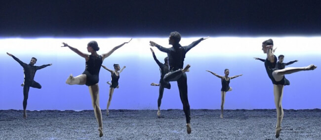 Ballet Preljocaj: Winterreise Müpa Budapest