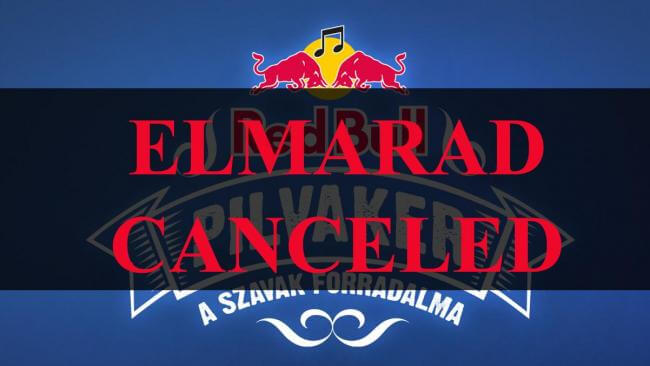 Red Bull Pilvaker ELMARAD Papp László Budapest Sportaréna