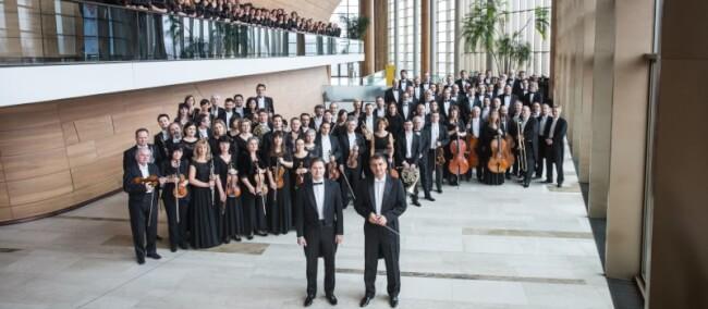 A Nemzeti Filharmonikusok koncertje a Müpa születésnapján - Müpa 15 Müpa Budapest