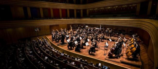 Ünnepi hangverseny - 75 éves a MÁV Szimfonikus Zenekar Müpa Budapest