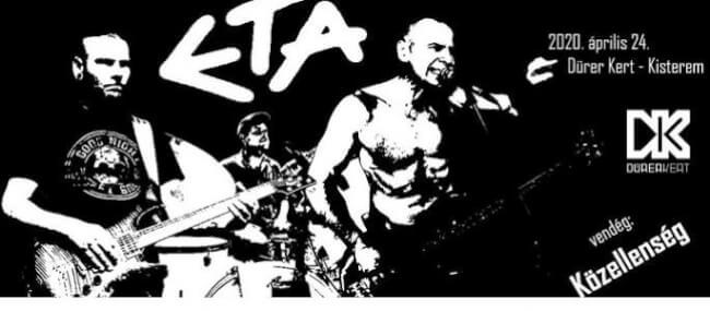 Elmarad! - ETA, Közellenség Dürer Kert