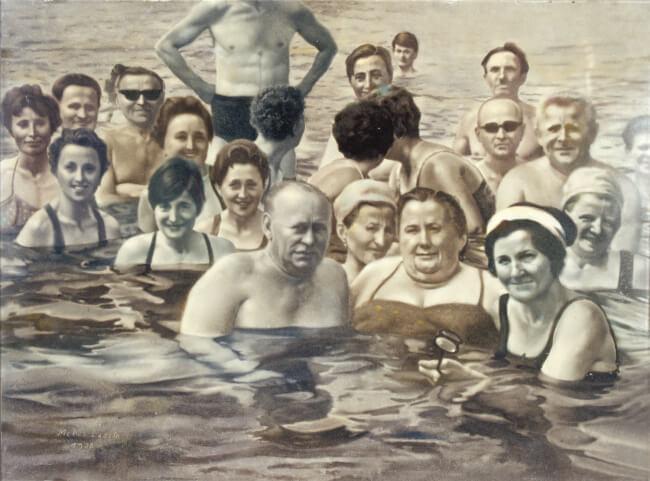 SZELLEMI FITNESZ 55+ Magyar Nemzeti Galéria