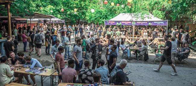 Elmarad! - BPBW 2020 | Budapest Beer Week - Tasting Sessions Day 2 Dürer Kert